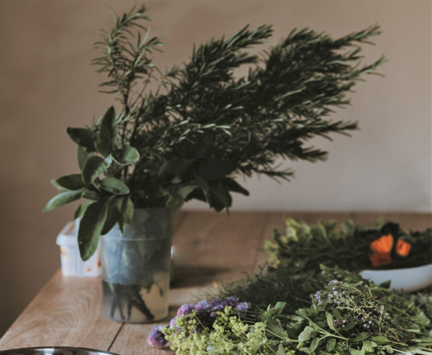Bellezza dalle aromatiche in 3 preparati semplici